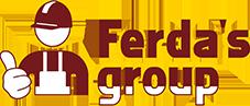 logo firmy FERDA'S Group, s.r.o.