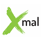 logo firmy Xmal.cz - stavební firma