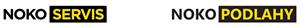 logo firmy Vzorkovna Noko podlahy
