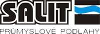 logo firmy SALIT - průmyslové podlahy