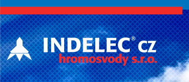logo firmy INDELEC CZ-HROMOSVODY s.r.o.