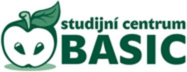 logo firmy STUDIJNÍ CENTRUM BASIC PARDUBICE