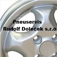 logo firmy Pneuservis Doleèek - Rudolf Doleèek