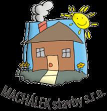 logo firmy MACHÁLEK STAVBY s.r.o.