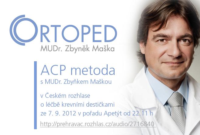 logo firmy ORTOPEDIE - MUDr. Zbynìk Maška s.r.o.