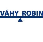 logo firmy  VÁHY ROBIN s.r.o.