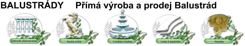 logo firmy BALUSTRÁDY Mohelnice s.r.o.