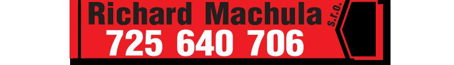 logo firmy Richard Machula s.r.o.