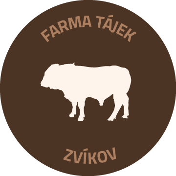 logo firmy FARMA TÁJEK