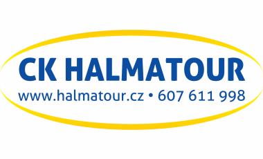 logo firmy CK Halmatour