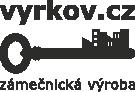 logo firmy VYRKOV - zámečnická výroba s.r.o.