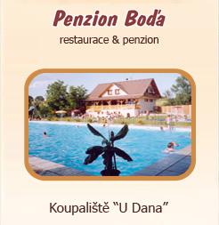 logo firmy Penzion Boďa