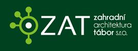 logo firmy ZAHRADNÍ ARCHITEKTURA TÁBOR