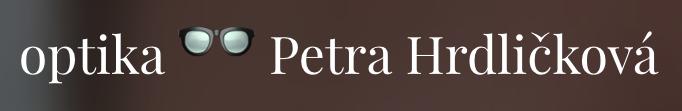 logo firmy Optika Petra Hrdličková