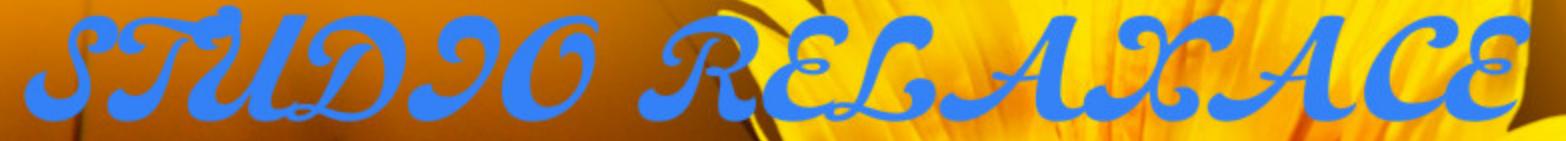logo firmy STUDIO RELAXACE