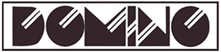 logo firmy Galerie Domino Praha