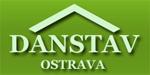 logo firmy DANSTAV OSTRAVA