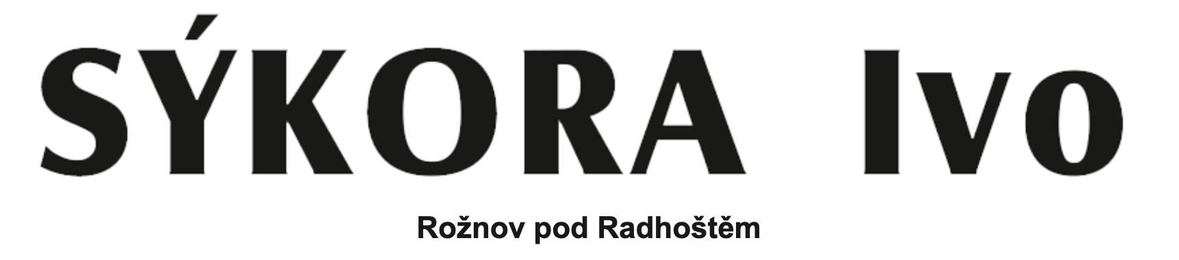 logo firmy Ivo Sýkora - Doprava, přeprava