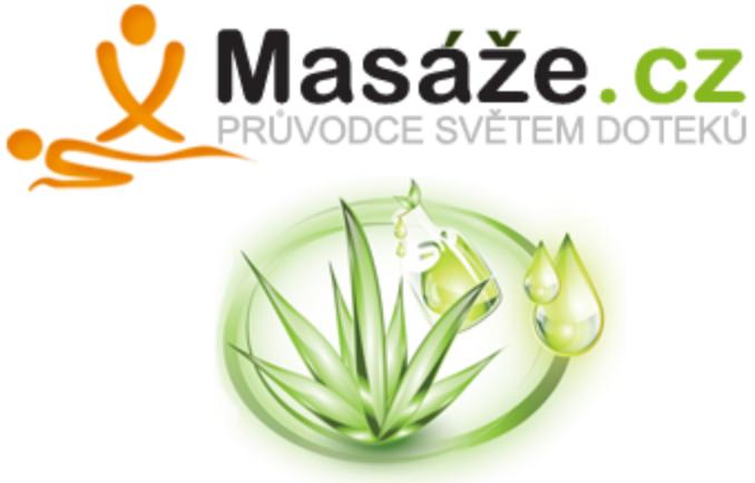 logo firmy Jana Švábová - Masáže