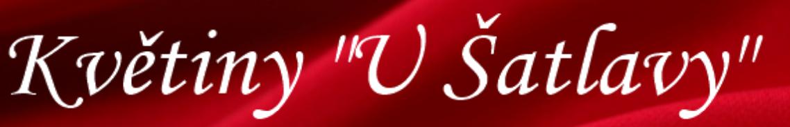 logo firmy Květiny U Šatlavy