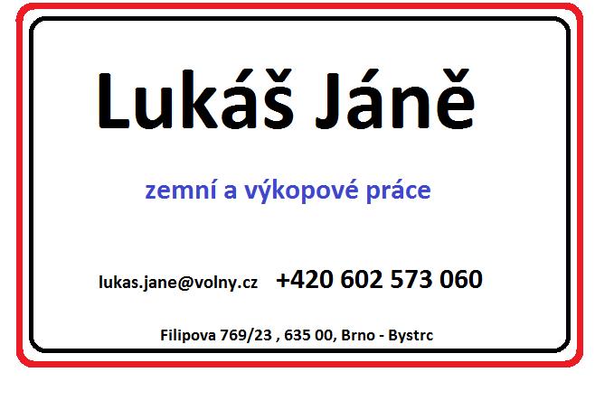 logo firmy Lukáš Jáně - Instalatérské práce