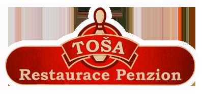logo firmy Penzion TOŠA