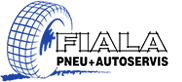 logo firmy FIALA PNEUSERVIS