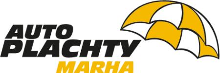 logo firmy Autoplachty Marha