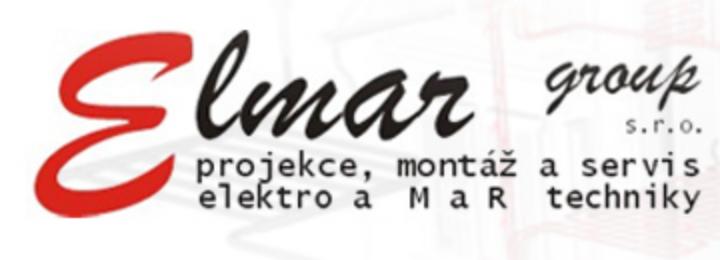 logo firmy ELMAR group, s.r.o.
