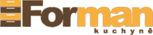 logo firmy KUCHYŇSKÉ STUDIO JAN FORMAN