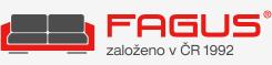 logo firmy Fagus nábytek, OD Máj