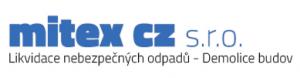 logo firmy MITEX CZ, s.r.o.