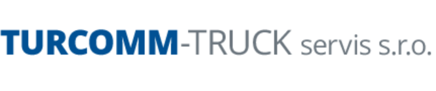 logo firmy TURCOMM-TRUCK SERVIS s.r.o.
