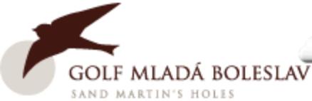 logo firmy GOLF MLADÁ BOLESLAV
