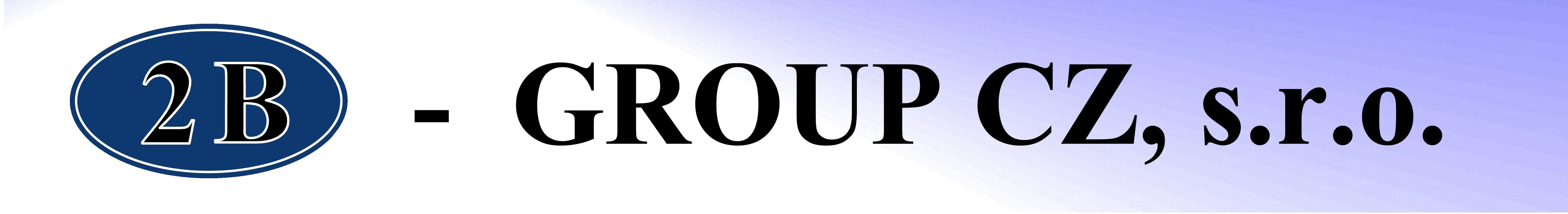 logo firmy 2B GROUP CZ, s.r.o.