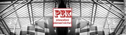 logo firmy STAVEBNÍ ZÁMEČNICTVÍ PEK