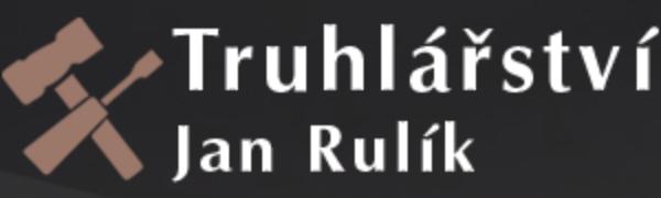 logo firmy TRUHLÁŘSTVÍ - JAN RULÍK