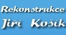 logo firmy Košík Jiří - Rekonstrukce bytových jader pro Prahu