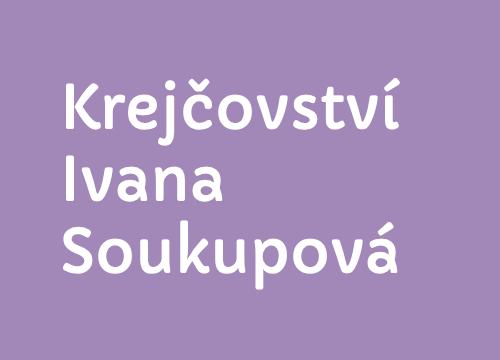 logo firmy Krejčovství - Ivana Soukupová