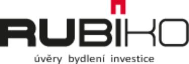 logo firmy RUBIKO, úvěry bydlení investice, s.r.o.