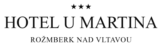 logo firmy Hotel U Martina Rožmberk