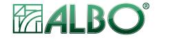 logo firmy ALBO®