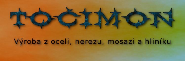 logo firmy Zámečnictví TOČIMON s.r.o.