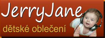 logo firmy JerryJane - dětské oblečení