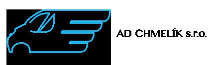 logo firmy AD CHMELÍK s.r.o.