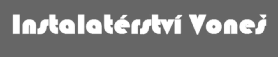 logo firmy Instalatérství Voneš