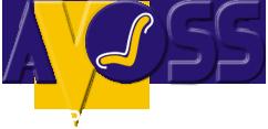 logo firmy Autopotahy Avoss