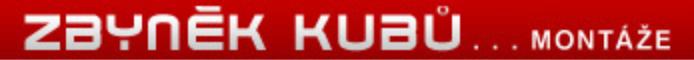 logo firmy Zbyněk Kubů - MONTÁŽE