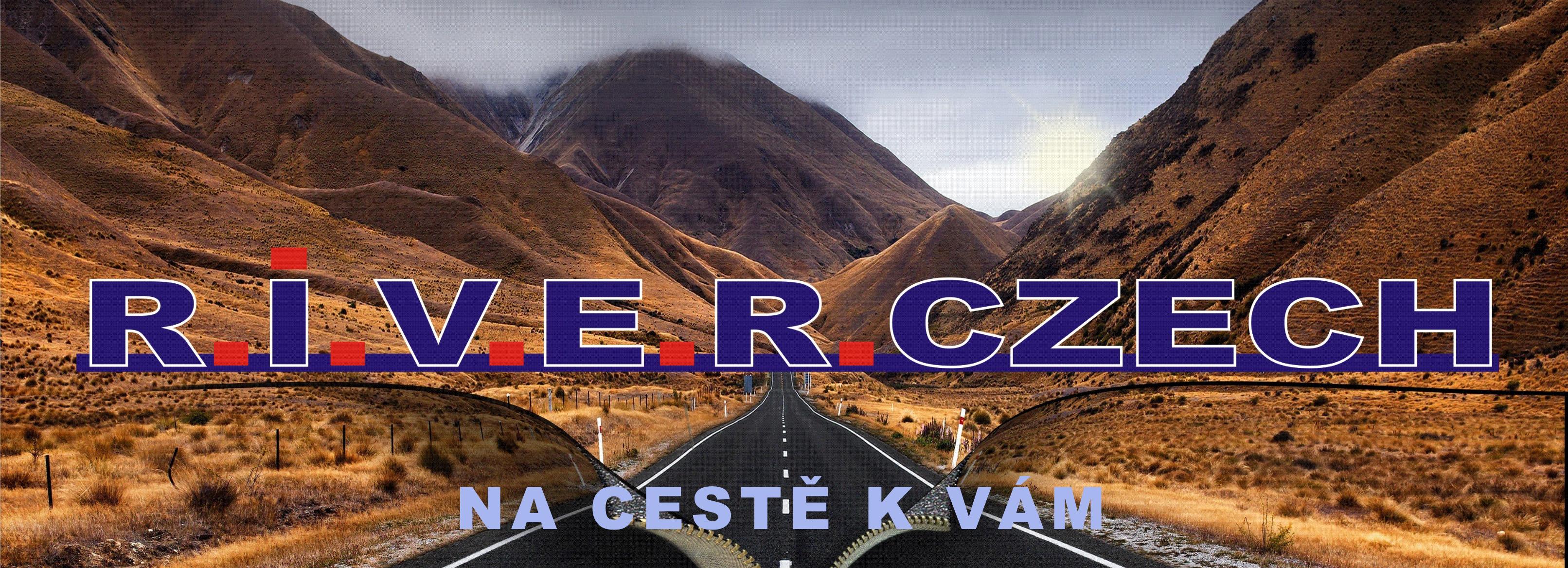 logo firmy RiverCzech