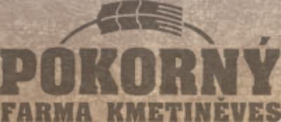 logo firmy Pokorný Farma Kmetiněves
